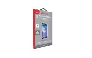 Zagg InvisibleShield Glass+ Anti-Glare Screen Protector for iPhone XR