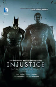 Injustice: Volume 2 : Gods Among Us