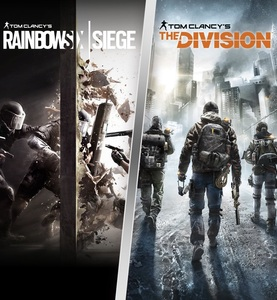 Tom Clancy's: The Division + Rainbow Six - Siege [Double Pack]