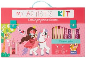 My Artist's Kit: Creating My Own Princesses