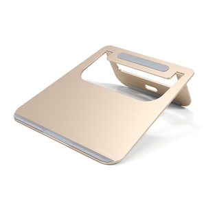 Satechi Aluminum Laptop Stand Gold
