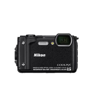 Nikon COOLPIX W300 Digital Camera Black