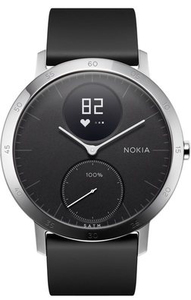 Nokia Steel Heart Rate & Activity Black Watch 40mm