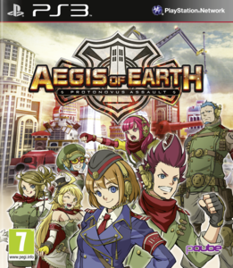 Aegis of Earth: Protonovus Assault