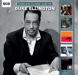 Duke Ellington Timeless Classic Albums [5 Disc Set]