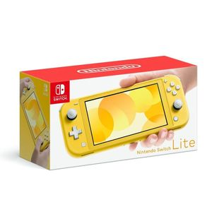 Nintendo Switch Lite Yellow [US]