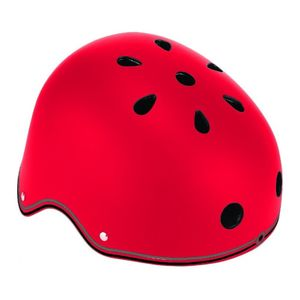 Globber Helmet Primo With Light Xs/S 4853Cm New Red