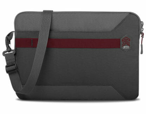 STM Blazer Sleeve Grey Fits Laptop up to 13-inch