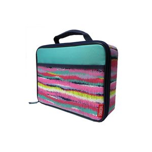 Thermos Ikat Stripes Girls Lunch Bag