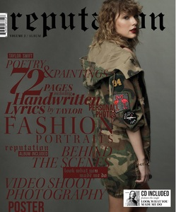 REPUTATION + EXCLUSIVE MAGAZINE DLX VOL.2