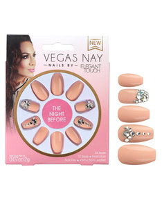 Elegant Touch Vegas Nay The Night Before Nails