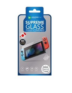 Amazing Thing Supreme Glass Screen Protector for Nintendo Switch [2 Pack]