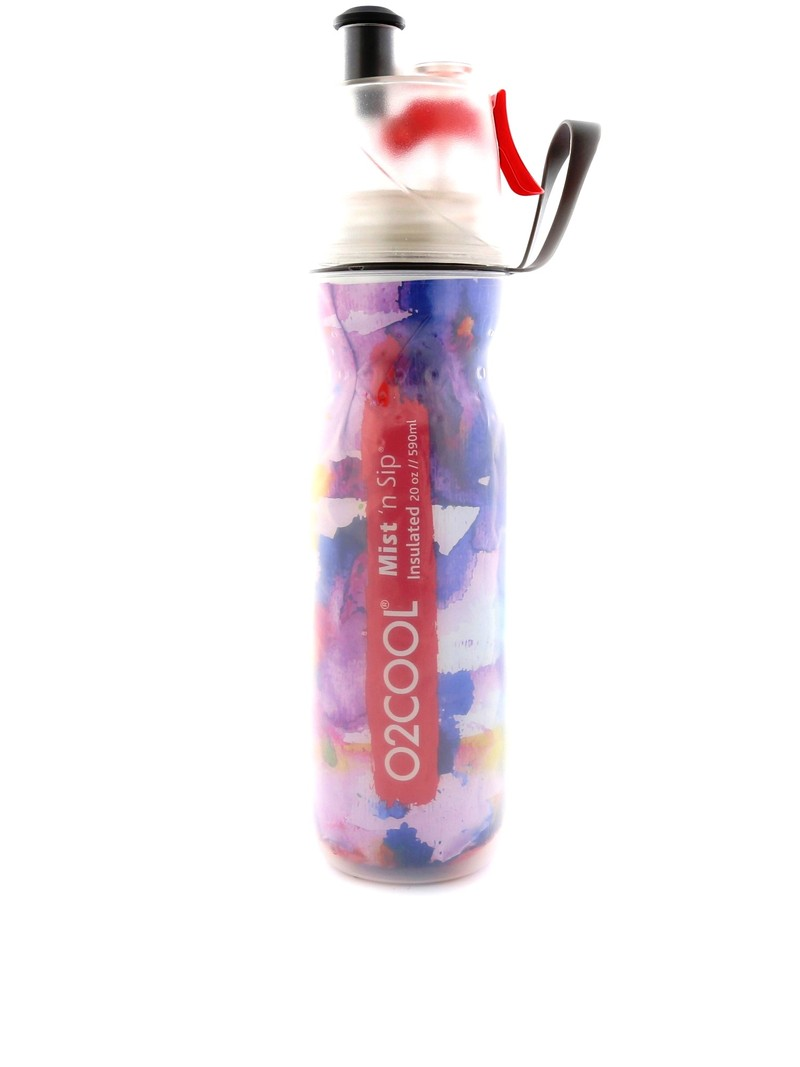 e649f9743d O2 Cool Pattern 3 Water Color Collection 590ml Water Bottle | Bottles &  Flasks | Drinkware | Cooking & Dining | House | Virgin Megastore