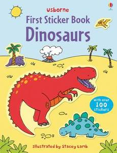 Dinosaurs First Sticker Book