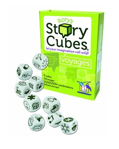 Rory's Story Cubes: Voyage