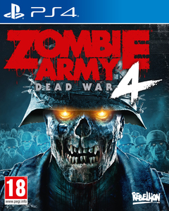 Zombie Army 4: Dead War [Pre-owned]