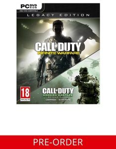 Call Of Duty Infinite Warfare Legacy Edition PC Pre-Order