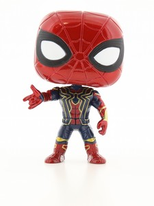 Funko Pop Infinity War Iron Spider Vinyl Figure