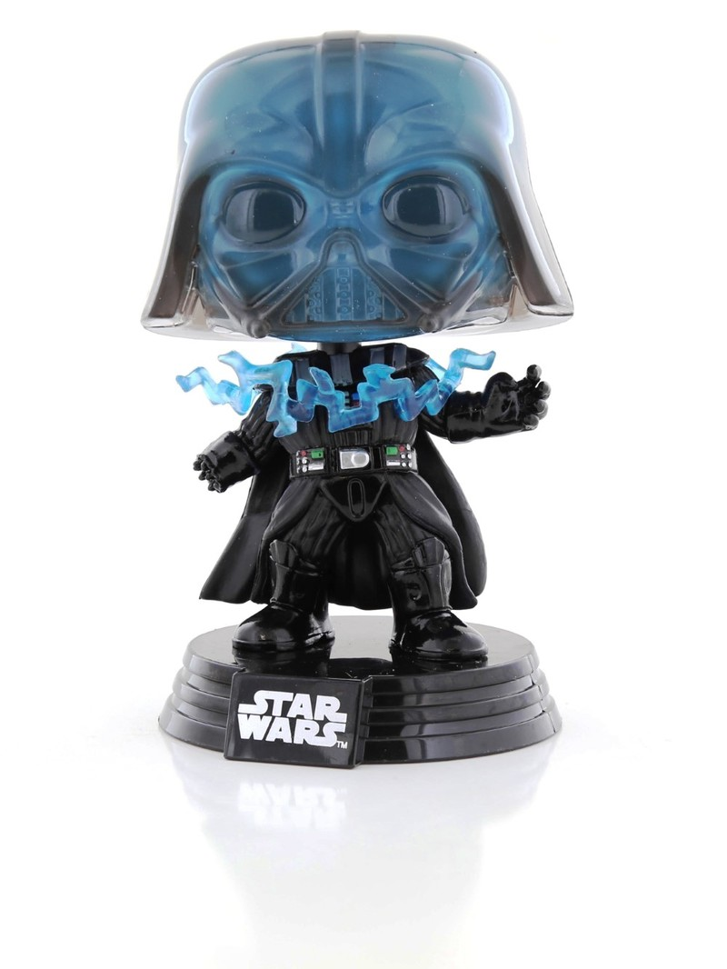 f04f34f497a480 Funko Pop Star Wars Episode VI Darth Vader Electrocuted | Figures & Statues  | Grown-Up Toys | Toys | Virgin Megastore