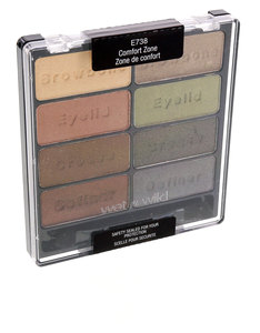 Wet N Wild Eye Shadow Collection Comfort Zone