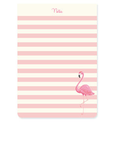 Go Stationery Flamingo A5 Note Pad