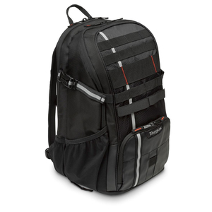 Targus Cycling Backpack Black Fits Laptop up to 15.6""