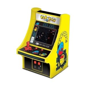 My Arcade Pac-Man Micro Player Retro Arcade Yellow/Black