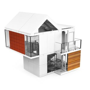 Arckit 60 Architectural Model Building Kit [220+ Pieces]
