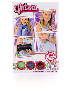 Glitza Fashion Sweet Butterfly (80 Designs)