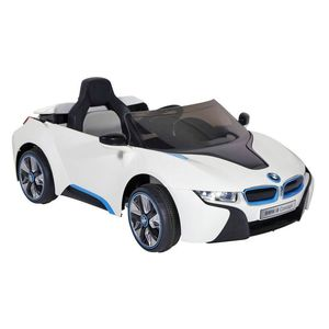 Bmw I8 Electric Ride-On Car White