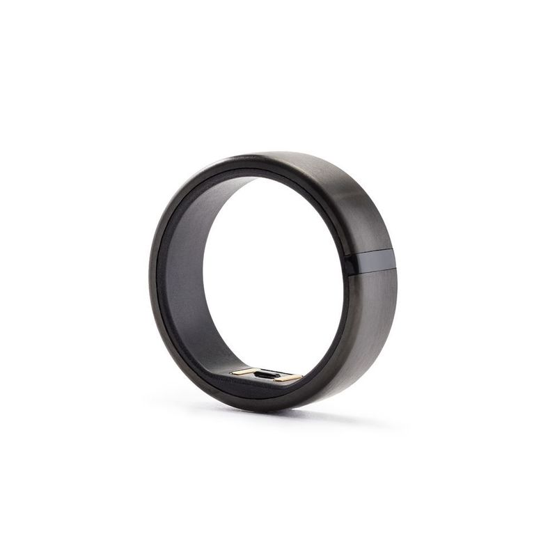 Motiv Ring Black Size 10 Activity Tracker