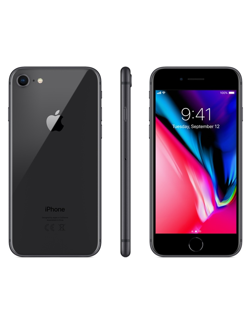 iphone 8 256gb space grey iphone apple electronics accessories virgin megastore. Black Bedroom Furniture Sets. Home Design Ideas