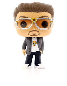 Funko Pop Spider Man Homecoming Tony Stark Vinyl Figure