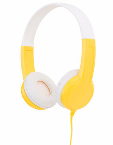 Onanoff Buddy Explore Yellow Headphones