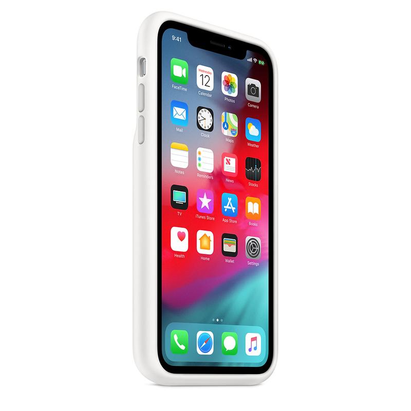 huge selection of 2f640 c49ef Apple Smart Battery Case White for iPhone XR