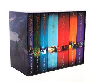 Harry Potter Boxed Set The Complete Collection