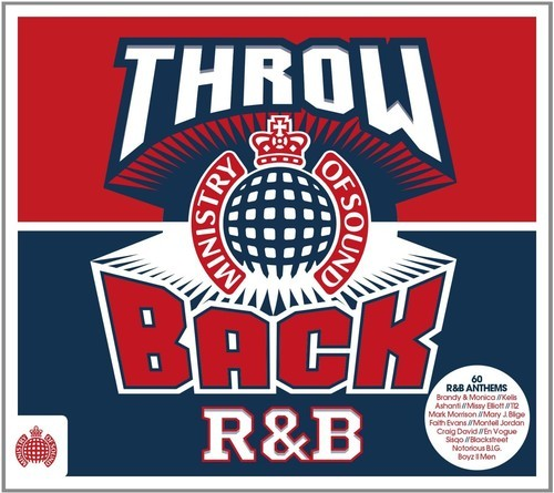 MINISTRY OF SOUND: THROWBACK R&B / VARIOUS (UK)