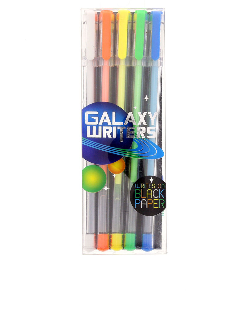 International Arrivals Galaxy Writers Gel Pen