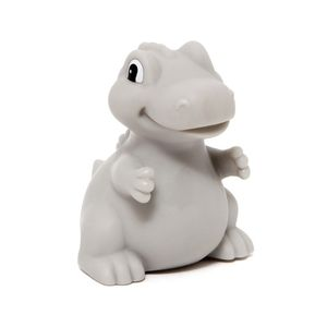 Petit Monkey Dino Light T-Rex Grey