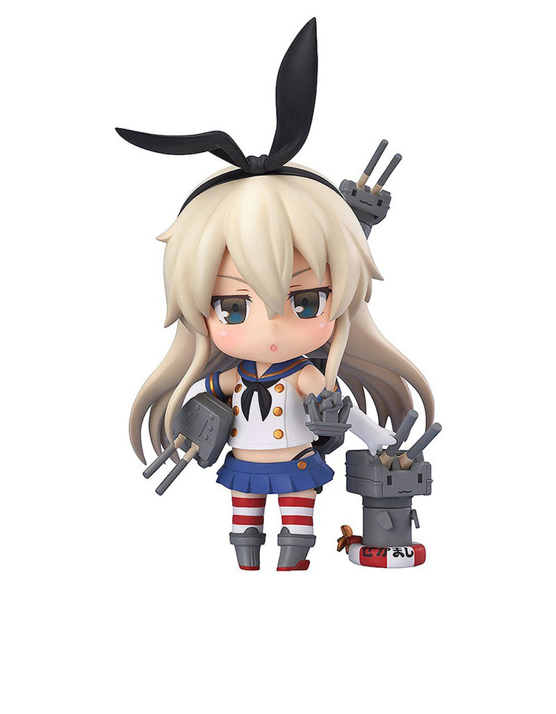 Toys For Grownups : Nendoroid shimakaze figure figures sculptures grown