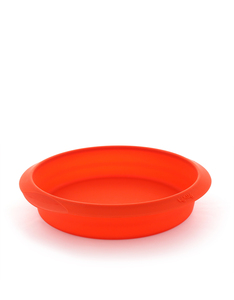 Lekue Round Cake Mould Red 26cm