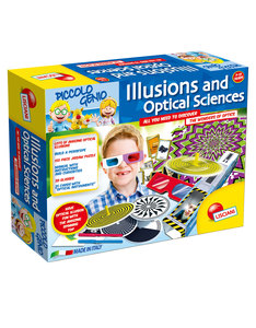 I'm Genius: Illusions And Optical Sciences