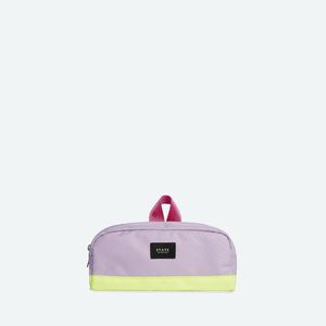 State Bags Clinton Pink/Lemon Pencil Case