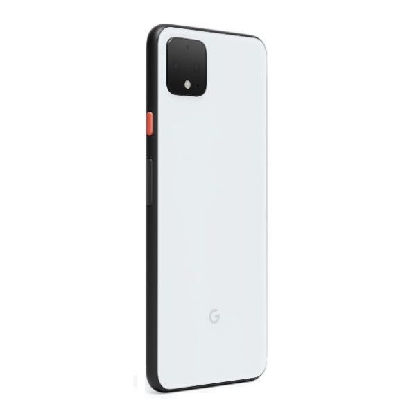 Google Pixel 4 XL Smartphone 128 GB Clearly White [US]