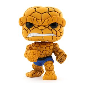 Funko Pop Marvel Fantastic Four The Thing Vinyl Figure