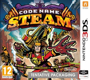 Codename Steam 3Ds