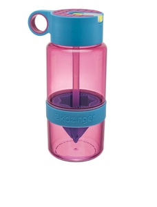 Zing Anything Kids Zinger Pink/Blue 16Oz Water Infuser