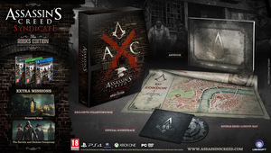 Assassins Creed Syndicate Rooks Ed Pc